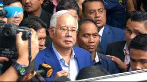 News video: Malaysia: Criminal charges against ex-PM Najib Razak could come 'very soon'