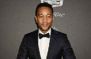 News video: John Legend's daughter sees baby brother as 'competition'