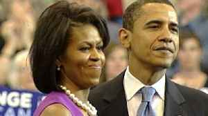 News video: It's Official Barack and Michelle Obama Sign Production Deal with Netflix
