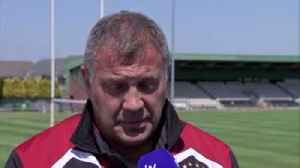 News video: Wane looking for new challenge