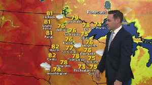 News video: 9 A.M. Weather Report