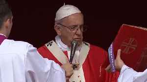 News video: LGBT Community Supports Pope's Comments To Gay Man