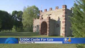 News video: Castle For Sale At $299,000