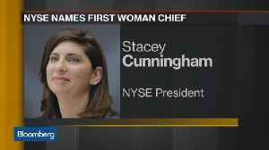 News video: NYSE Names First Female President