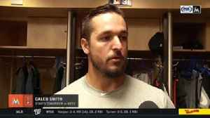 News video: Caleb Smith wants to set the tone for Marlins in start against Mets