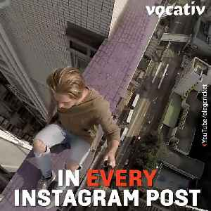 News video: Oleg Cricket Does Insane Parkour Stunts Off Of Skyscrapers Facing Death