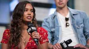 News video: Alisha Boe's Thoughts On The #MeToo Movement