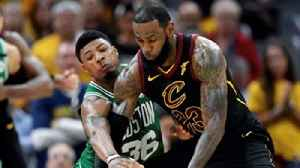 News video: Colin Cowherd's thoughts on the Celtics losing Game 4 to LeBron's Cavaliers