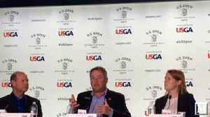 News video: USGA's Jeff Hall on how golf changed after the U.S. Open ruling issue at Oakmont