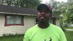 News video: Alabama Man on Mission to Mow Lawns in All 50 States for Those in Need
