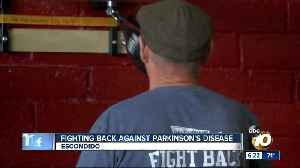 News video: Fighting back against Parkinson's Disease at Escondido gym