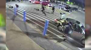 News video: Abduction Caught on Camera at Virginia Walmart Was Staged: Police