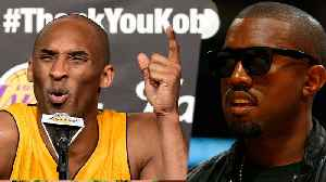 News video: Kobe Bryant SPEAKS OUT Against Kanye West Slavery Comments!