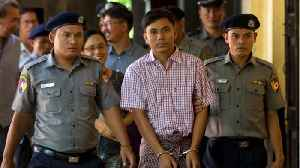 News video: Myanmar Judge Lets Documents Be Used As Evidence In Case Against Reuters Reporters