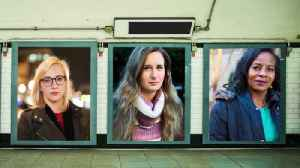 News video: Women fight back against subway gropers