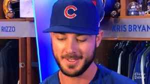 News video: Cubs' Kris Bryant on rematch vs. Indians