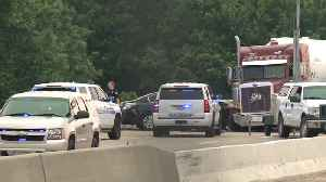 News video: Robbery Suspect Dead after Police Chase, Shooting in Arkansas