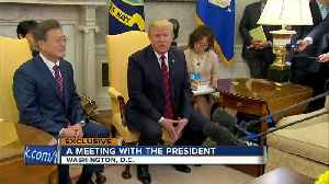 News video: A Meeting with Donald Trump