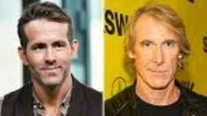 News video: Ryan Reynolds & Michael Bay Headed to Netflix for 'Six Underground' | THR News