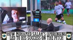 News video: As A Teenager Mohamed Salah Traveled Four Hours To Get To Training