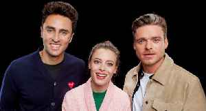 News video: Gillian Jacobs, Richard Madden & Alex Richanbach Chat About