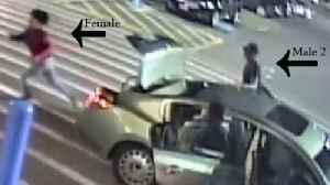News video: Abduction in Virginia Walmart Parking Lot Was Planned Hoax for Social Media