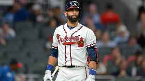 News video: Jose Bautista Signs Deal With Mets After Braves Release