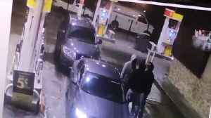 News video: One Dead, Three Injured After Fight Escalates to Shootout at Chicago Gas Station
