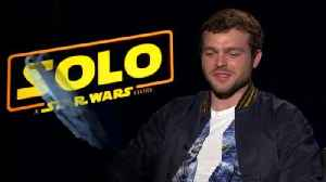 News video: 'Solo' Aims To Send Holiday Box Office Into Hyperspace