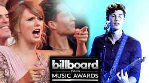 News video: Taylor Swift DANCES To Shawn Mendes In My Blood with Camilla Cabello