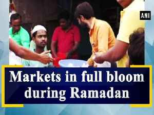 News video: Markets in full bloom during Ramadan