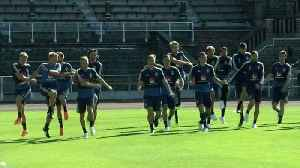 News video: 'Optimistic' Sweden looking forward to World Cup