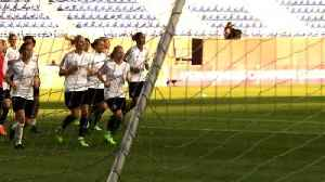 News video: Olympique Lyon 'hungry for win' in women's Champions League