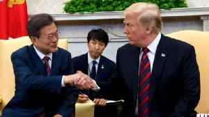 News video: U.S.-North Korea summit in question as Trump backs away from June 12th date