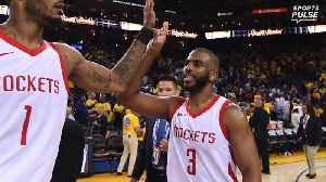News video: NBA Playoffs: Rockets top Warriors in Game 4 thriller