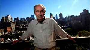 News video: Phillip Roth Dies At 85