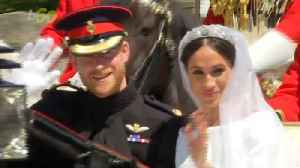 News video: Prince Harry and Duchess Meghan Got Some Wild Wedding Gifts