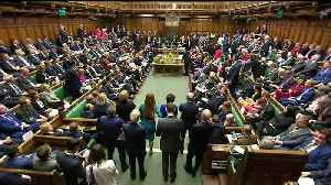 News video: PMQs: Theresa May and Jeremy Corbyn clash over NHS