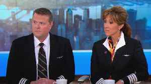 News video: Heroic crew of Southwest Flight 1380 describe bond that pulled them through chaos