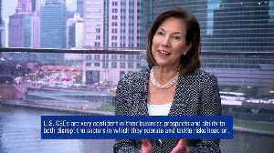 News video: KPMG's Doughtie on the 2018 CEO Outlook