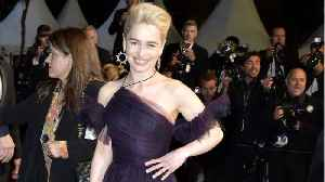 News video: Emilia Clarke recounts her awkwardness when she met Prince William