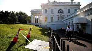 News video: What Caused The White House Lawn Sinkhole