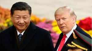News video: Trump Calls For New 'Structure' For U.S.-China Trade Deal