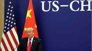 News video: Trump Signals New Structure For U.S.-China Trade Deal