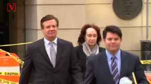 News video: Paul Manafort Asks Federal Judge to Toss Out Evidence from the FBI Raid of His Home