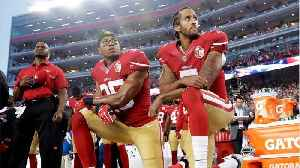 News video: NFL To Penalize Players Who Kneel During National Anthem