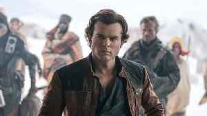 News video: How Much Money Will 'Solo: A Star Wars Story' Make?