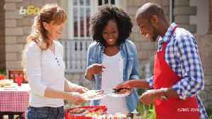 News video: Just Standing Near a BBQ Grill May Increase Cancer Risks, Study Suggests