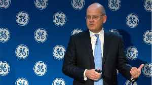 News video: GE CEO Says He Sees No Growth In Power Business, Stocks Sink