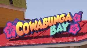 News video: Cowabunga Bay offering teachers, students free entry